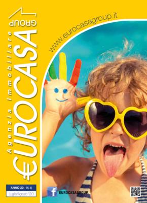 Eurocasa 2020 Luglio-Agosto